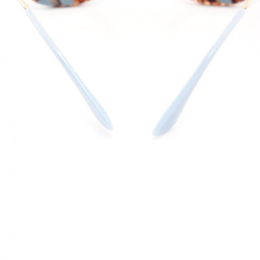 PRADA・財布・小物・ サングラス 茶色 水色 ゴールド