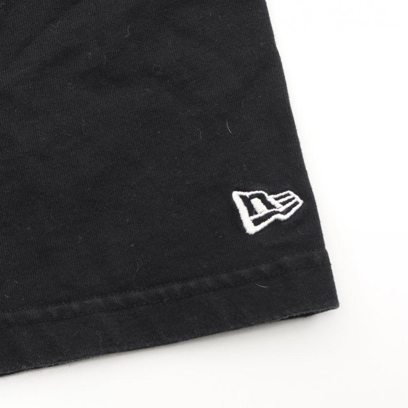 Yohji Yamamoto・トップス・Yohji Yamamoto × New Era スペシャルパッケージ Tシャツ カットソー 半袖 黒 白