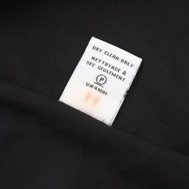 DIANE von FURSTENBERG・ボトムス・TRINA プリーツスカート リップ柄 黒 黄色 白