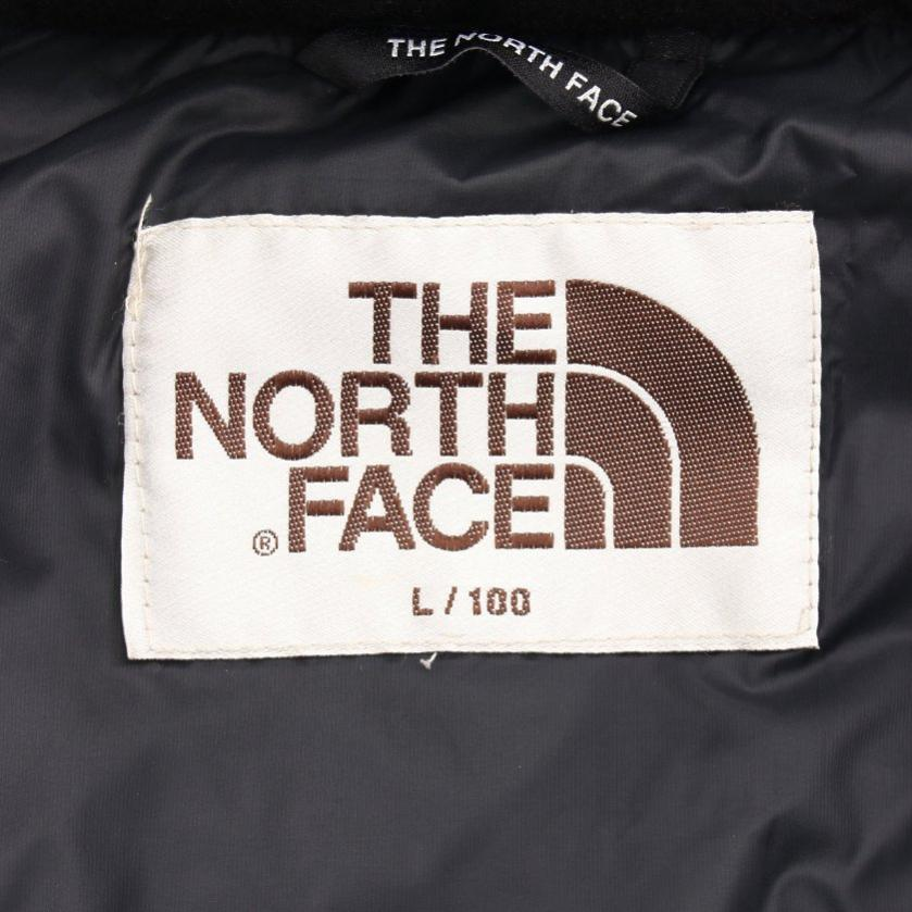 THE NORTH FACE・アウター・WHITE LABEL MULTI PLAYER DOWN JACKET ダウンジャケット ロゴプリント 黒 フード付き