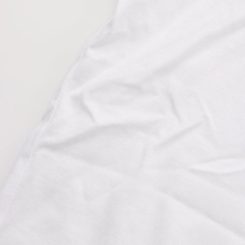 BURBERRY・トップス・Tシャツ カットソー 白 ロゴプリント