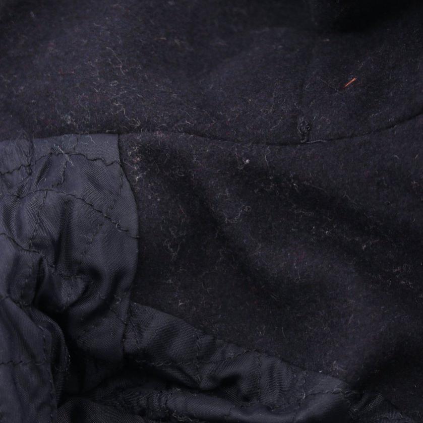 MICHAEL MICHAEL KORS・アウター・ダッフルコート ウール ダークネイビー フード付き