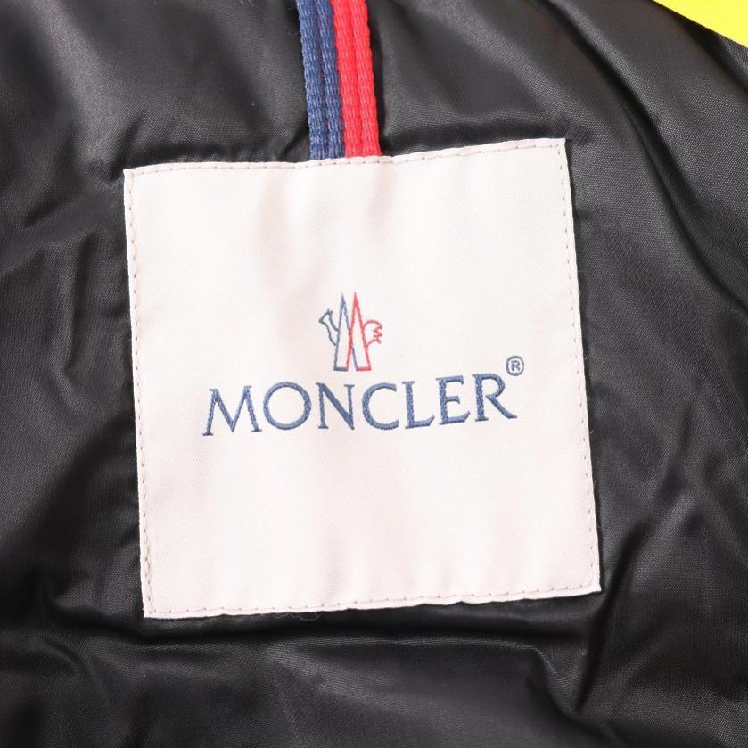 MONCLER・アウター・MONCLER GENIUS 5 CRAIG GREEN HALIBUT ダウンジャケット 黒