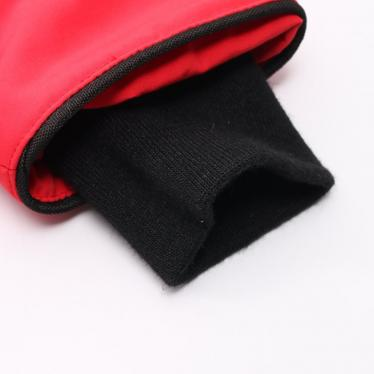 CANADA GOOSE・アウター・MACMILLAN PARKA マクミランパーカー ダウンジャケット 赤 フード付き