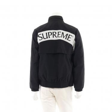 Supreme・アウター・Arc Track Jacket ジャケット ナイロン 黒 17AW