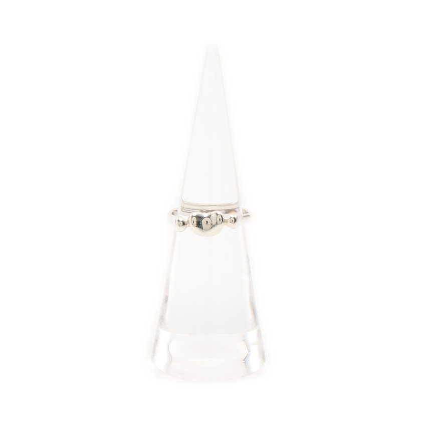 TIFFANY & Co.・アクセサリー・ビーンズ リング 指輪 SV925 シルバー エルサペレッティ