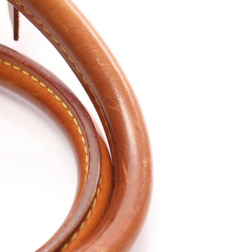 LOUIS VUITTON・バッグ・スピーディ25 モノグラム ハンドバッグ PVC レザー 茶色