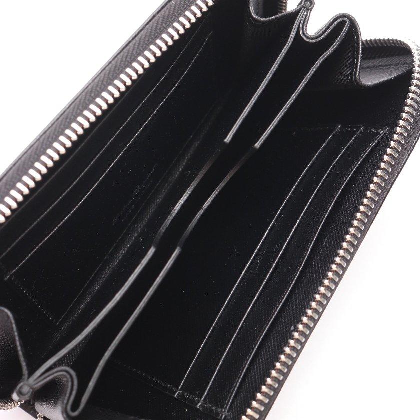 Salvatore Ferragamo・財布・小物・ガンチーニ スマートフォンケース カードケース レザー ブラック