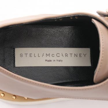 Stella McCartney・シューズ・SCARPA FELIK カジュアルシューズ フェイクレザー グレーベージュ