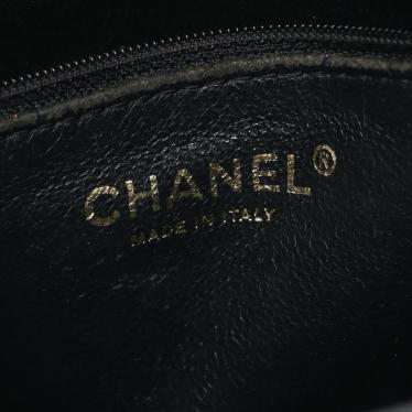 CHANEL・バッグ・復刻トート トートバッグ キャビアスキン ブラック ゴールド金具