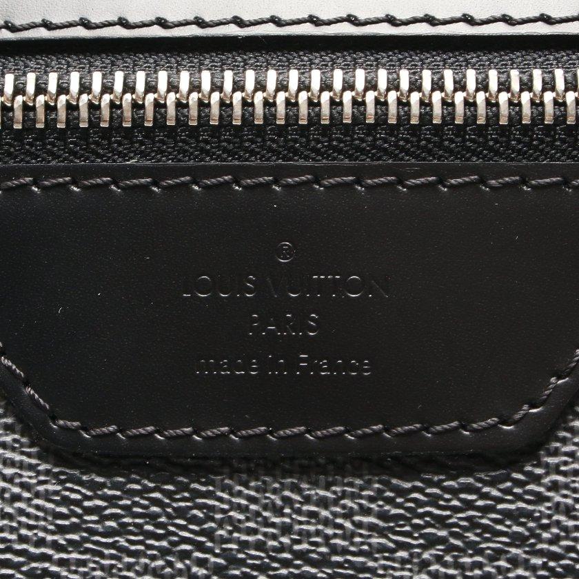 LOUIS VUITTON・バッグ・ミックGM ダミエグラフィット ショルダーバッグ PVC レザー ブラック