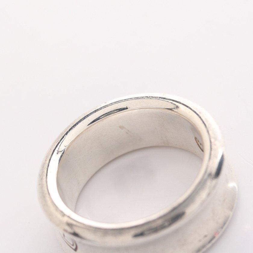 TIFFANY & Co.・アクセサリー・1837 リング 指輪 SV925 シルバー