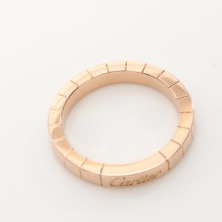 Cartier・アクセサリー・ラニエール リング 指輪 K18PG ピンクゴールド