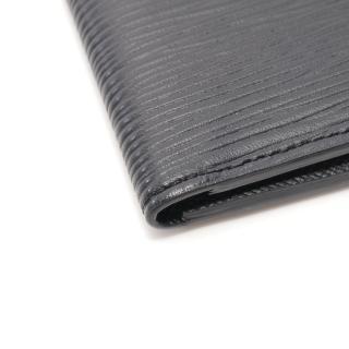 LOUIS VUITTON・財布・小物・オーガナイザー ドゥ ポッシュ エピ ノワール カードケース レザー ブラック