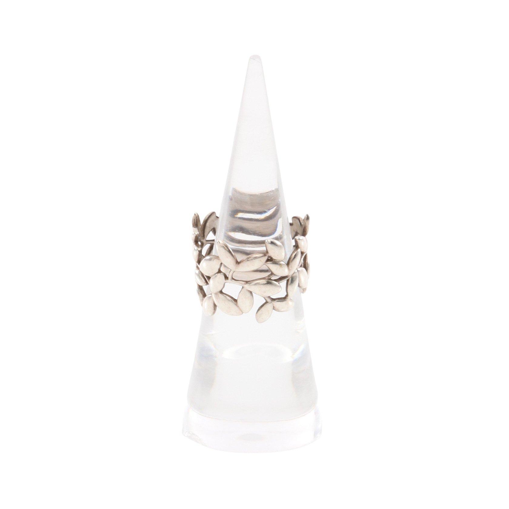 TIFFANY & Co.・アクセサリー・オリーブ リーフ パロマピカソ リング 指輪 SV925 シルバー