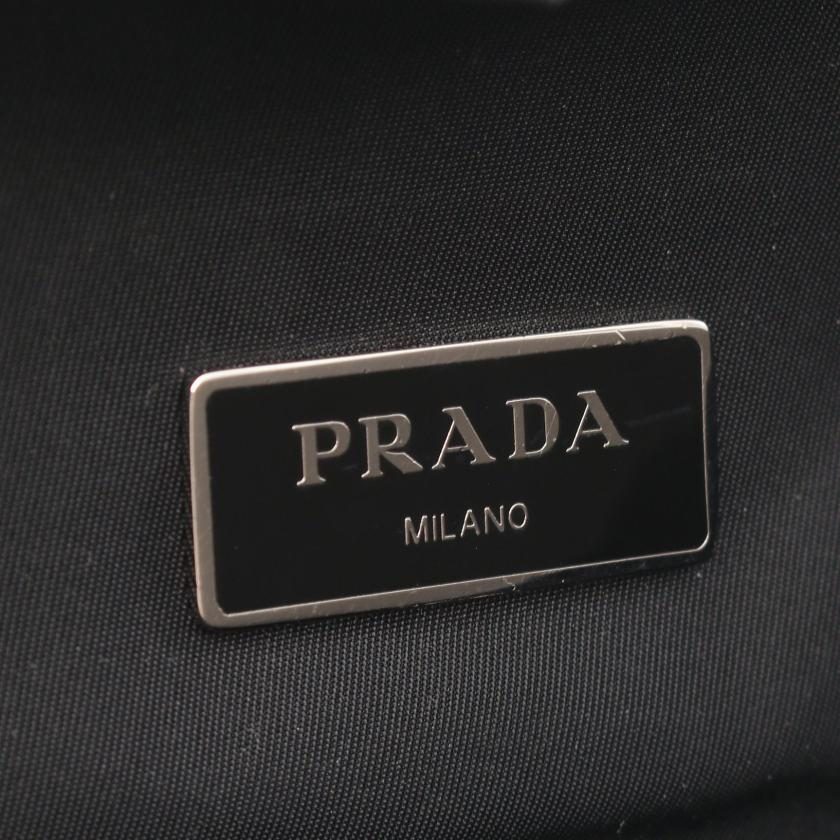PRADA・バッグ・バックパック リュックサック ナイロン ブラック