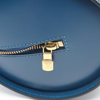 LOUIS VUITTON・バッグ・スフロ エピ トレドブルー ハンドバッグ レザー ブルー
