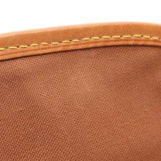 LOUIS VUITTON・バッグ・ソローニュ モノグラム ショルダーバッグ PVC レザー ブラウン