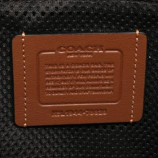COACH・バッグ・ペイサー トール バックパック リュックサック レザー ブラウン ブラック