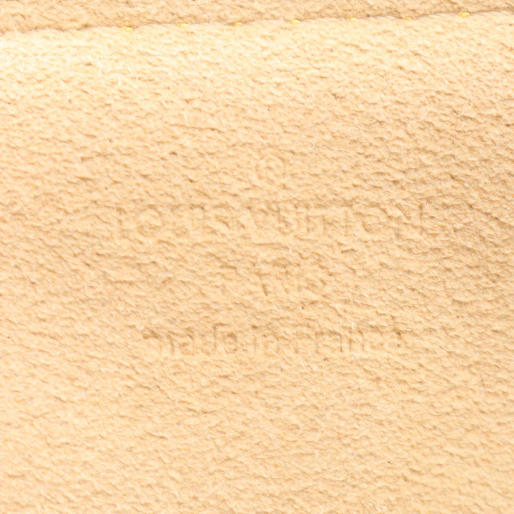 LOUIS VUITTON・バッグ・ビバリーMM モノグラム ショルダーバッグ PVC レザー ブラウン