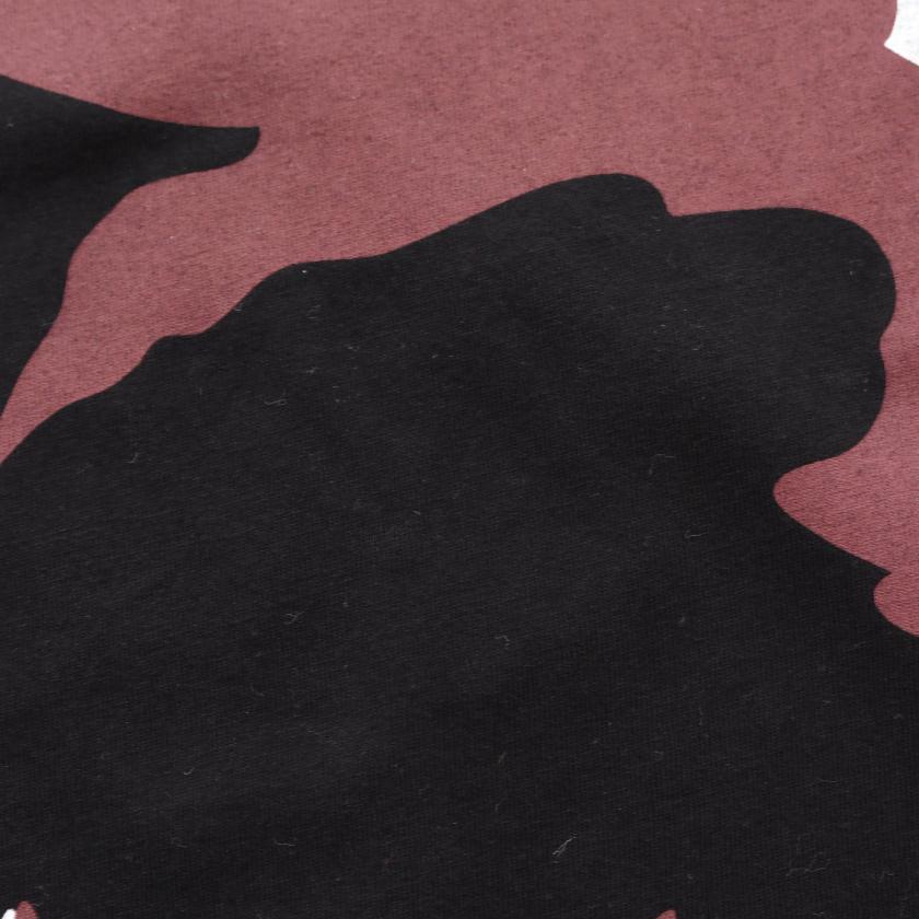 VETEMENTS・トップス・EAGLE Tシャツ プリント ブラック マルチカラー