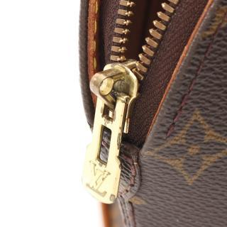 LOUIS VUITTON・バッグ・エリプスPM モノグラム ハンドバッグ PVC レザー ブラウン