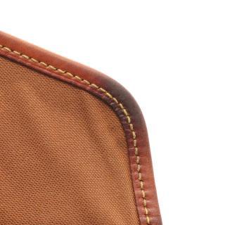 LOUIS VUITTON・バッグ・ベルエア モノグラム ハンドバッグ PVC レザー ブラウン 2WAY