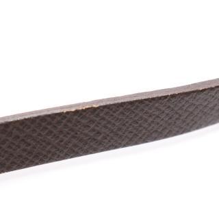 LOUIS VUITTON・バッグ・トゥルース メイクアップ ダミエエベヌ ハンドバッグ PVC レザー ブラウン