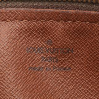 LOUIS VUITTON・バッグ・パピヨン30 モノグラム ハンドバッグ PVC レザー ブラウン