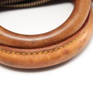 LOUIS VUITTON・バッグ・キーポル45 モノグラム ボストンバッグ PVC レザー ブラウン