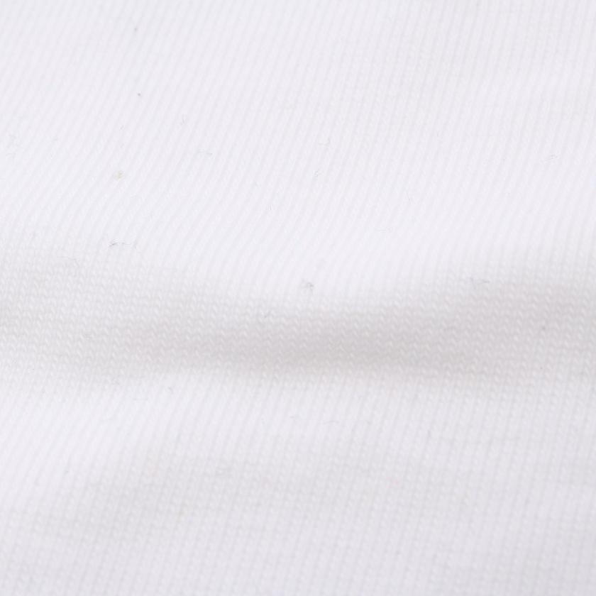Dior HOMME・トップス・KENNY SCHARF ケニーシャーフ Tシャツ ホワイト ライトパープル ブラック ロゴ刺繍