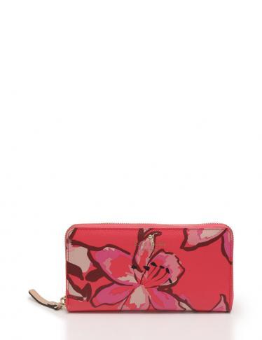933ca4642c30 ... スペード · 財布・小物 · 財布; ラウンドファスナー長財布 フラワーモチーフ PVC ピンク. マウスを合わせると画像を拡大できます