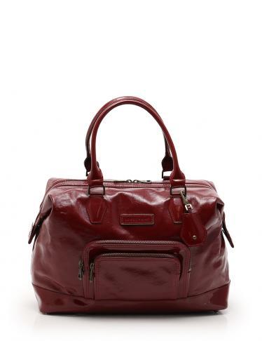 7abebd250442 LONGCHAMP(ロンシャン) ハンドバッグ エナメルレザー 赤|中古ブランド通販のRECLO