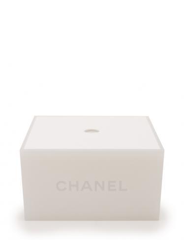 online retailer 585af da054 CHANEL(シャネル)コットンケース 白 ノベルティ 中古ブランド通販のRECLO