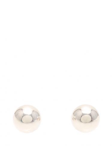 new product f7167 41c5d TIFFANY & Co.(ティファニー)ハードウェア ボール ピアス SV925 シルバー|中古ブランド通販のRECLO