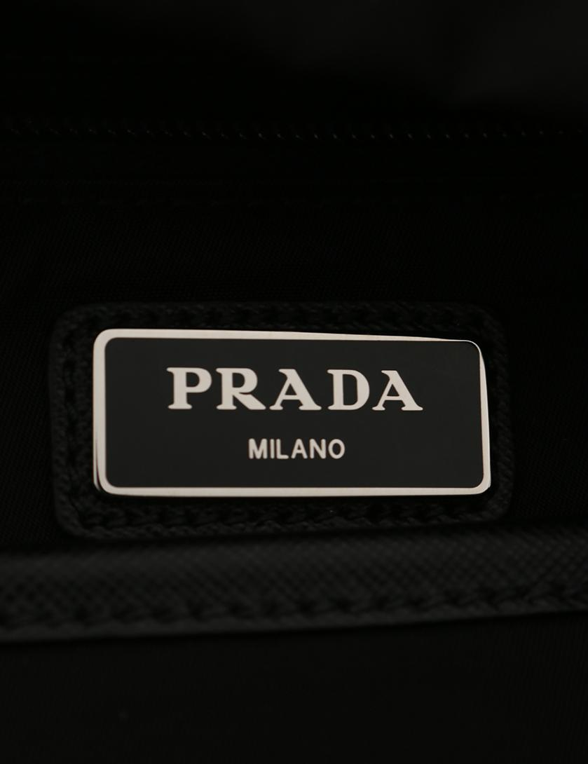 305c77cfd32c PRADA(プラダ)リュック バックパック カーモチーフ ナイロン 黒 黄|中古ブランド通販のRECLO