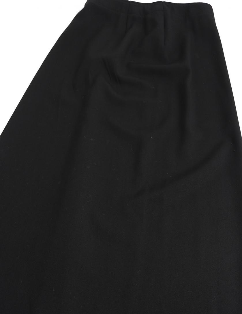 Y's・ボトムス・ スカート ウール 黒