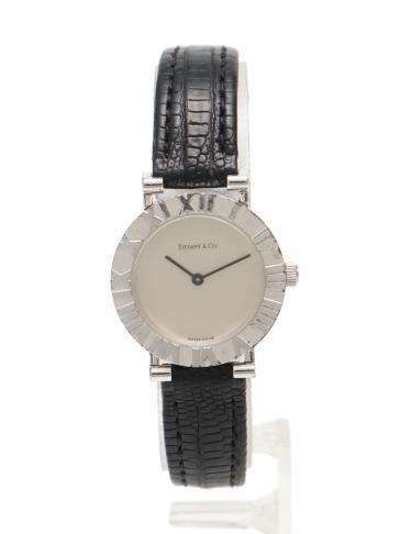 info for 9ecd2 bbd61 TIFFANY & Co.(ティファニー)アトラス 腕時計 レディース クオーツ SV925 シルバー|中古ブランド通販のRECLO