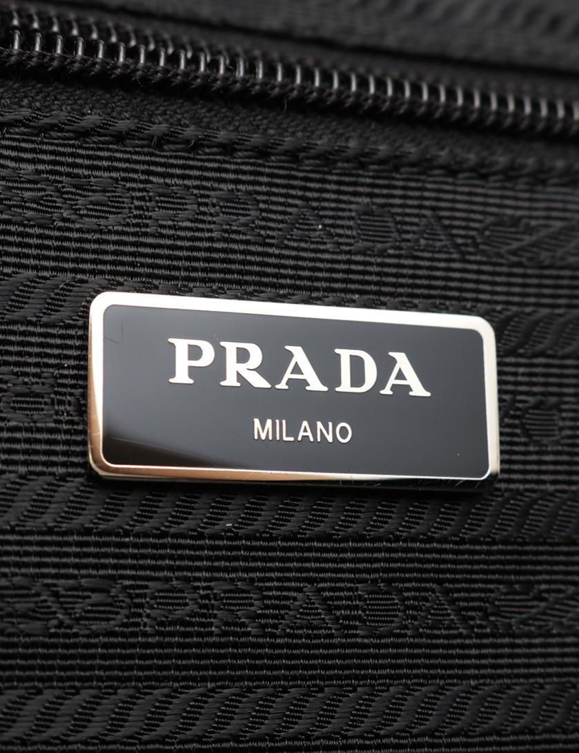 fb806a36863b PRADA(プラダ)CORDURA+SAFFIANO バックパック リュック ナイロン レザー 赤 黄 黒|中古ブランド通販のRECLO