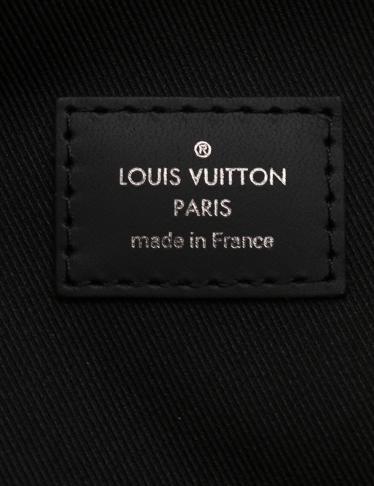 LOUIS VUITTON・バッグ・アポロ モノグラムエクリプス バックパック リュックサック PVC 黒