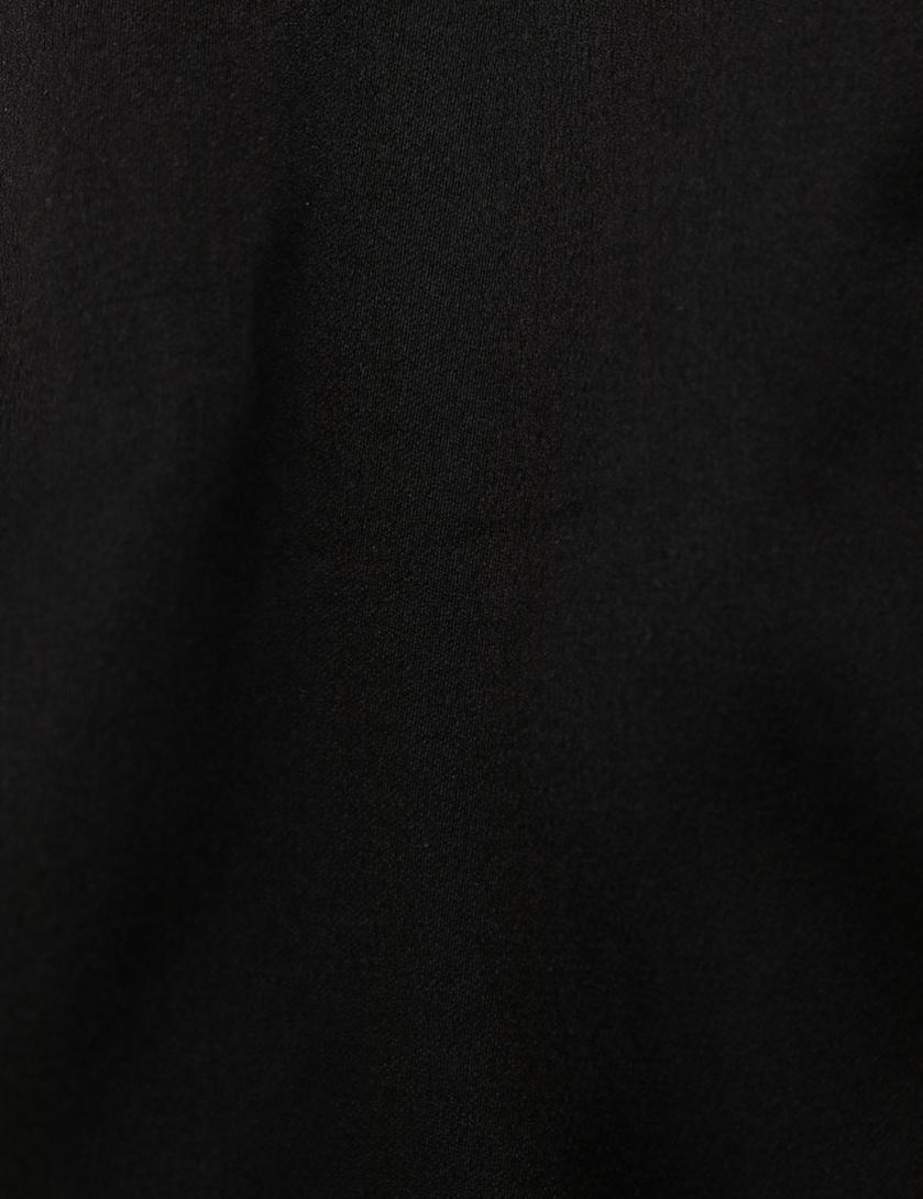 FOXEY・ボトムス・サテン スカート 黒