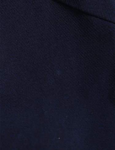 AKIRA NAKA・スーツ・BELTED JUMPSUIT オールインワン ネイビー